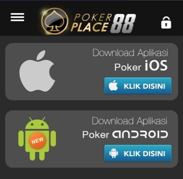 Download APK Android iPhone Poker Uang Asli
